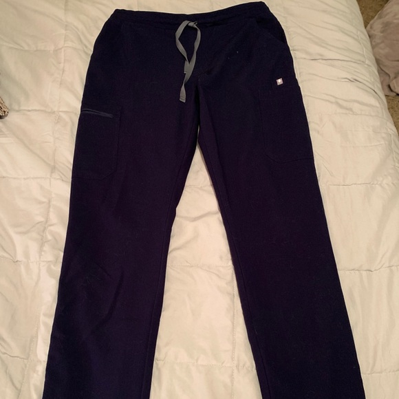 FIGS Yola Skinny Scrub Pants